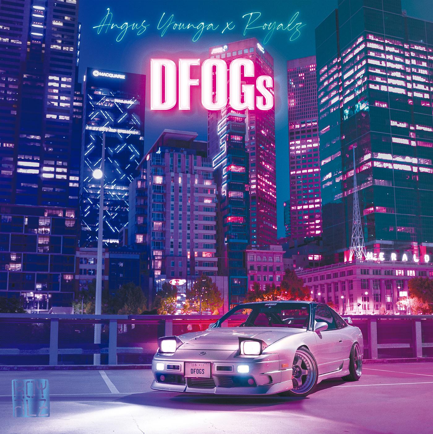 Angus Younga x Royalz - DFOG's